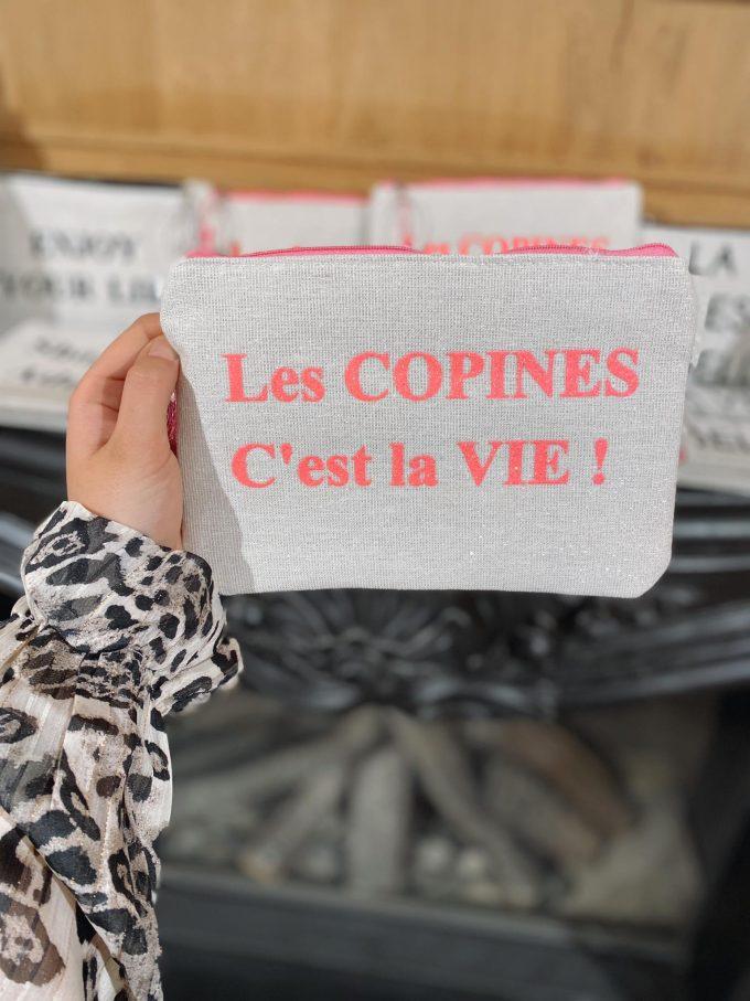 Tasje groot Les Copines C'est La Vie.