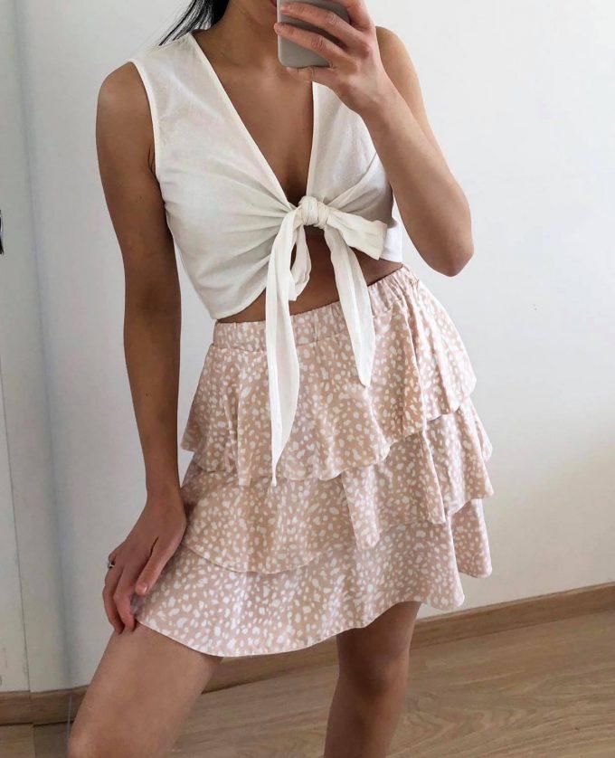 Fleur skirt.