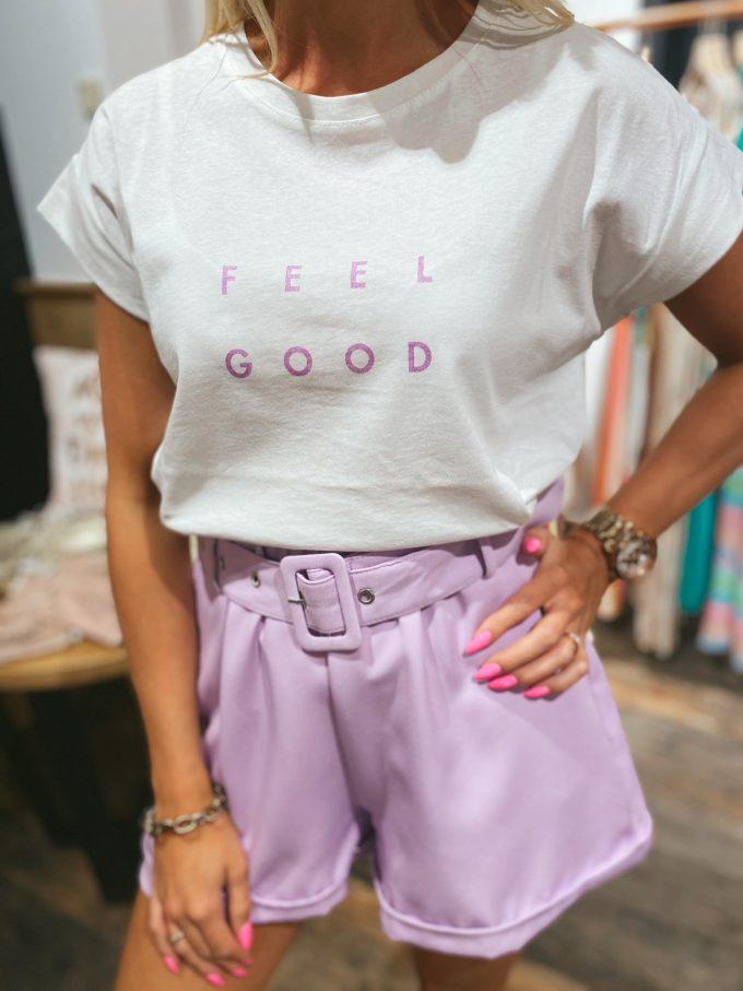 T-shirt FEEL GOOD.