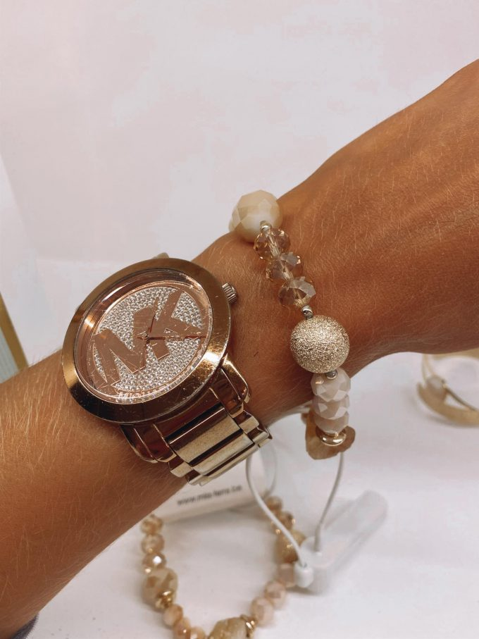 Armband parels.