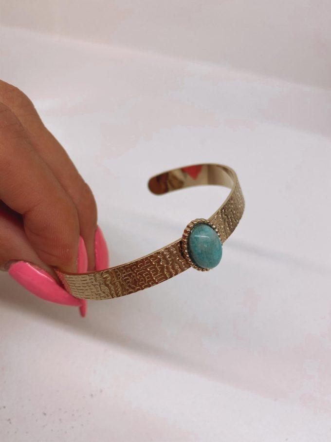 Armband pareltje.