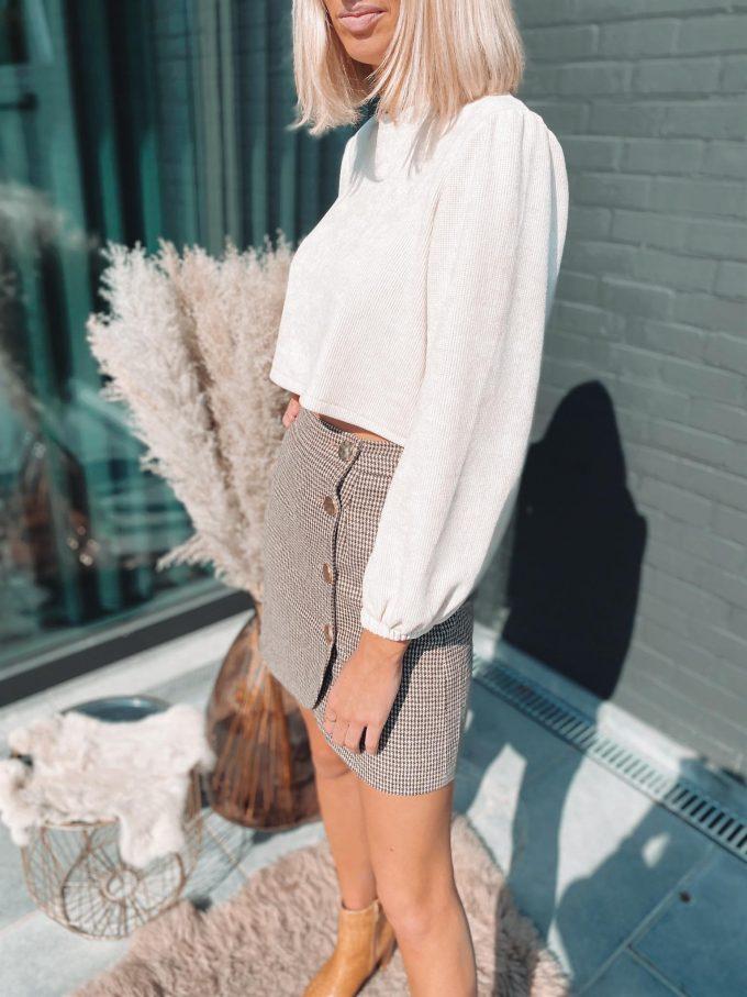 Sweatshirt chenille.