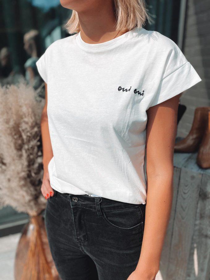 T-shirt Oui Oui.