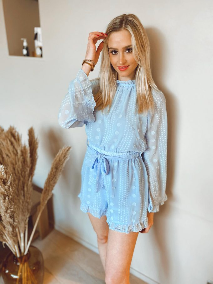 Playsuit open rug.