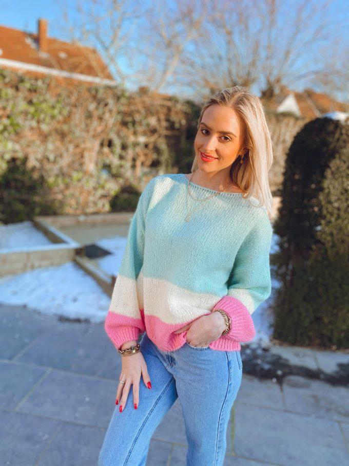Sweater multicolor.