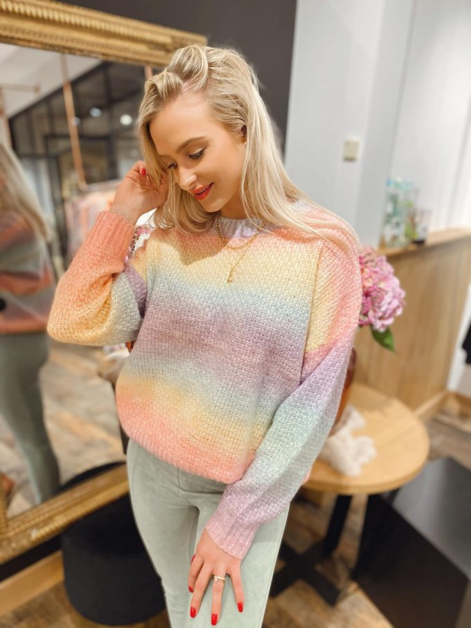 Sweater multicolor.