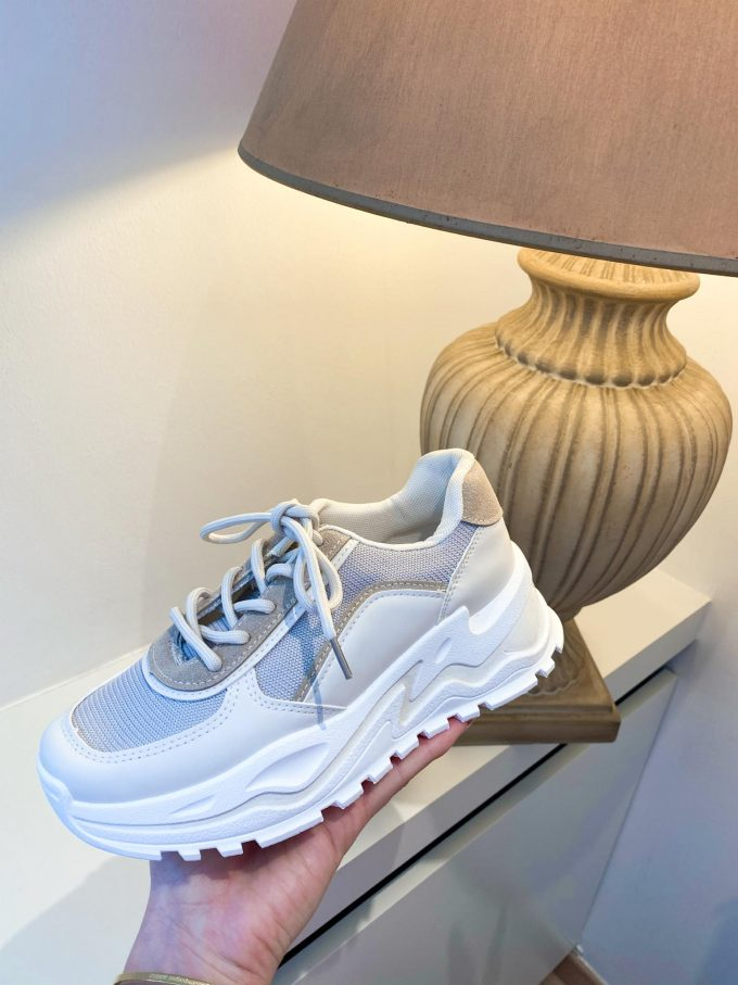 Sneakers Beige/Off white.