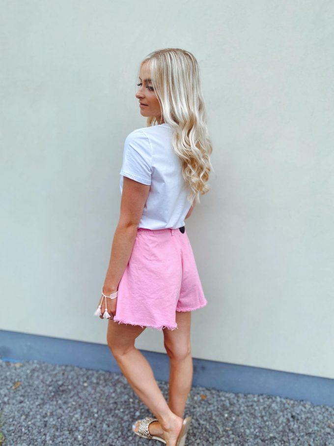 Shortje roze.