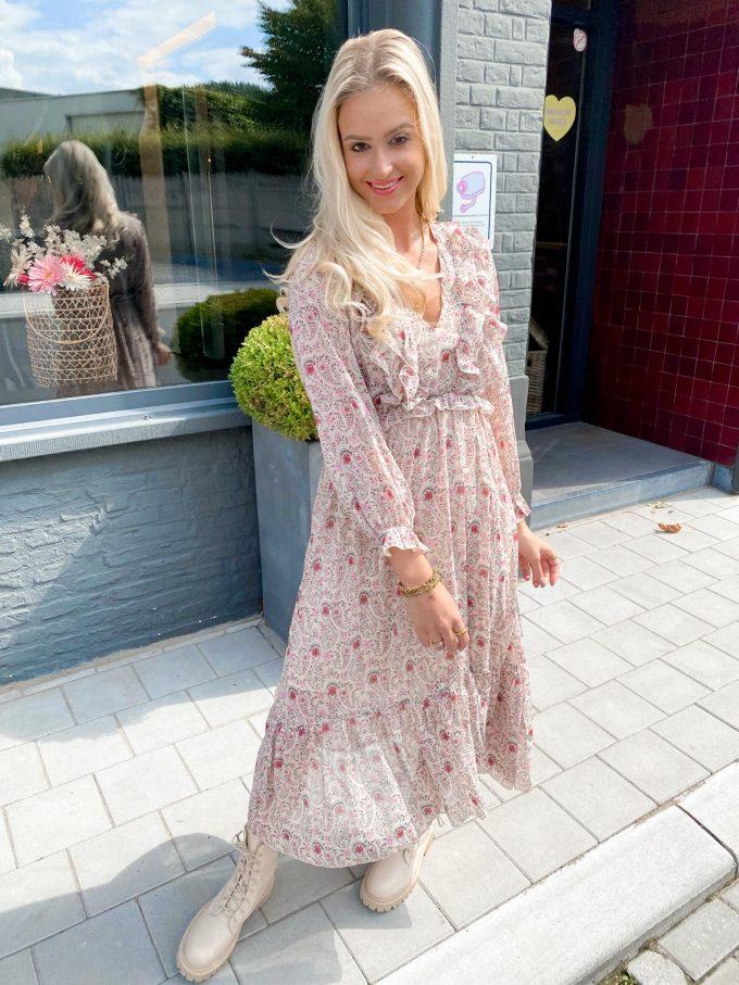 Isabelle dress.