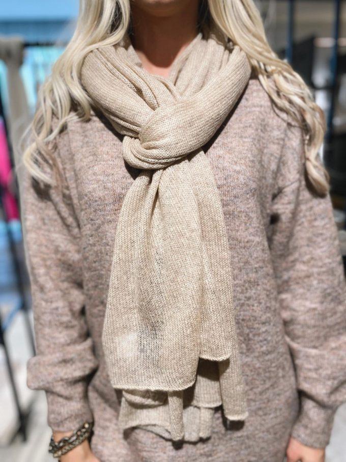 Sjaal (heel zacht).